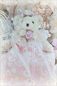 Victorian Style Teddy Bears