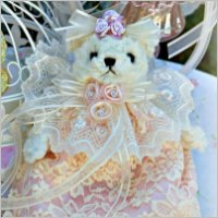French Lace Bear