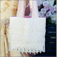 Venetian Lace Hand Bag Purse