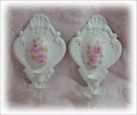 Pair of Romantic Sconces
