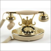 Sweet and Petite Vintage Replica Telephone